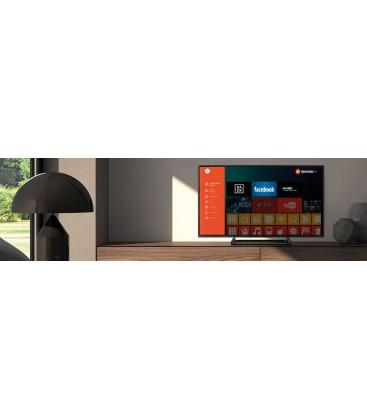 Telesystem Smart TV SLIM 24 inch met Android DVB-T2/S2