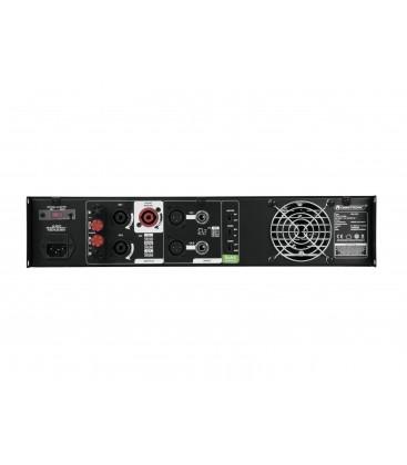 Professionele versterker Class AB 2 x 350watt RMS OMNITRONIC XPA-700