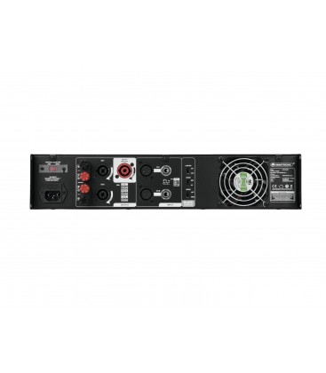 Professionele versterker Class AB 2 x 500watt RMS OMNITRONIC XPA-1000