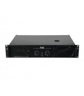 Professionele versterker Class H 2 x 900watt RMS OMNITRONIC XPA-1800