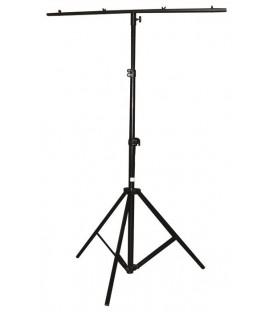 Lichtstatief Aluminium 3,5m 38mm + T-Balk 1,2m L25kg FD-180.617