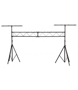 Lichtbrug met twee T-Bars Alu L3m H3,5m max.60kg  FD-180.605