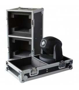 Moving Head Flightcase for 2 pc. PD FA3