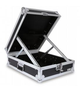 "DJ Mixer Flightcase 12 HE 19"" PD-FU12"
