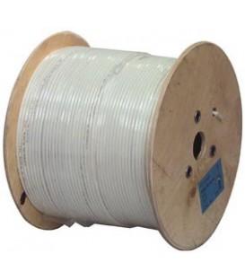 COAX RG6 wit per/meter