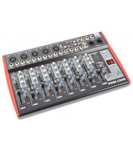 9-kanaals Stage Mixer PDM-L905 MP3 ECHO