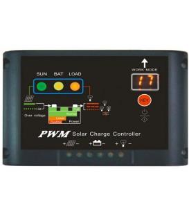 SOLAR LAADREGELAAR HGX PWM 15A 12-24v