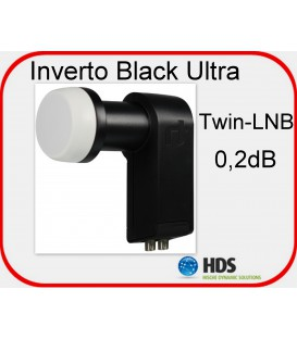 INVERTO BLACK ULTRA TWIN