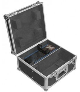 Flightcase voor 2 X beamZ LED Wildflower Scanner CASE 3223