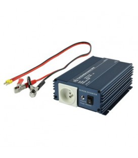 Sinus Inverter HQ 300 watt 12vDC 230vAC