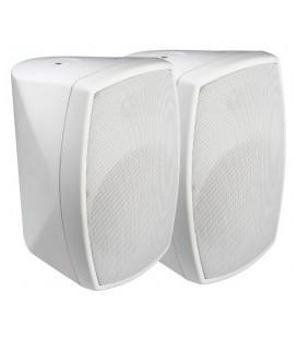 """WaterProof Speaker 6,5"""" 150watt Wit per Set 2st PD- ISP6W"""