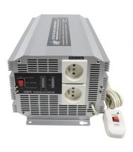 OMVORMER HQ 2500 watt 12-24-230 Volt