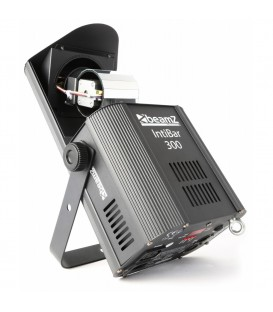 IntiBar300 Barrel 30W LED Scanner DMX met Gobo's beamZ Pro