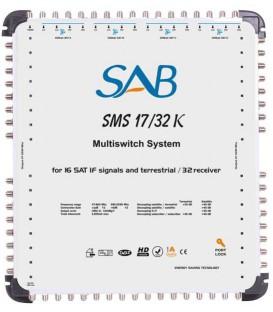 SAB MULTISWITCH 17/32 K