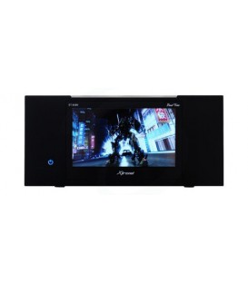 XTREND ET-8500 FULL HD QUAD RECIEVER + 2 X S2 Tuner + HDD 500GB