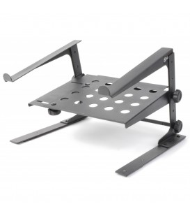 DJ LAPTOP STAND MET EXTRA SCHAP Power Dynamics