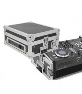 "19"" DJ Flightcase 7U - 3U Power Dynamics"