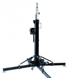 Lift Stand With Winch 4.50m, max load 150kg Mobiltruss MTS-450