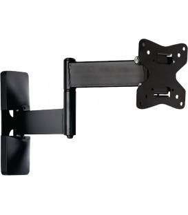 LCD MUURBEUGEL TRIPLE TWIST ZWART VLM-SFM30
