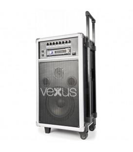 """Mobiele Geluidset 8"""" CD/SD/USB/MP3 Vexus ST110"""