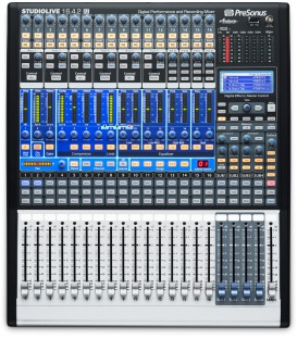 PreSonus StudioLive 16.4.2AI digitale mixer