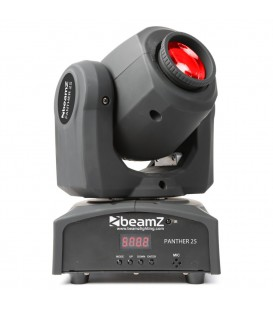 Panther 25 Led Spot Moving Head BeamZ