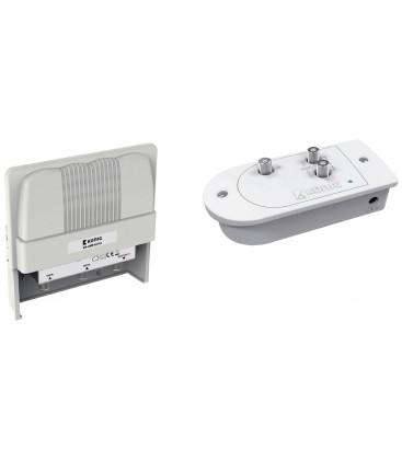 DVB-T Versterker KIT UHF & VHF + 30dB KN-AMP-KIT10