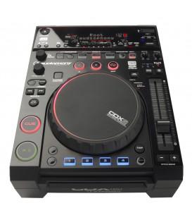Single Top CD/MP3/USB Speler Midi Controller Audiophony CDX6
