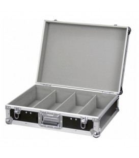 Flightcase voor 170 CD's DAP D7327B