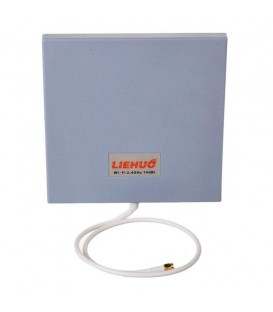 FLAT PANEL ANTENNE 14dBi 2.4 GHz LIEHUO NETWORK