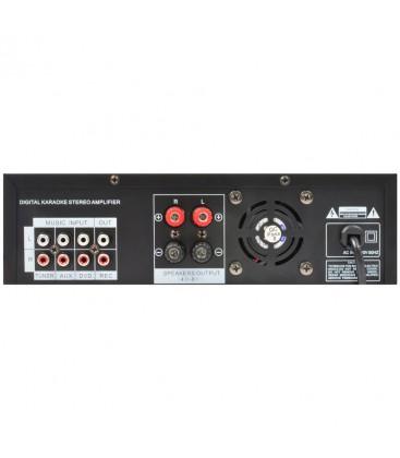 5-kanaals Surround (Karaoke) versterker MP3 Skytronic AV-320