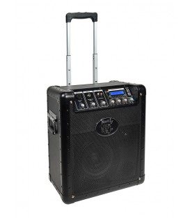 "Monty-8 BT Gatt Audio portable PA system 8""+1""HF"
