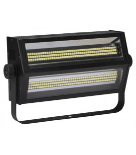TWEEVOUDIGE LED-STROBOSCOOP BLINDER 120watt  DMX NUROLED 2000