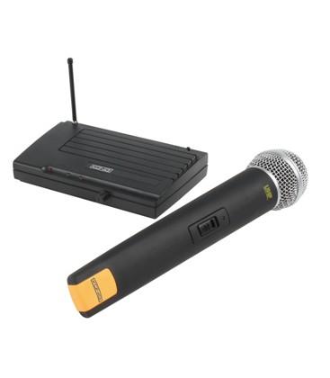 Draadloos mic. Syst. met 1 micr. 4G OK König On-Stage KN-MICW512