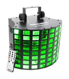 MultiRadiant II 6x 3W RGBAWP LED's BeamZ