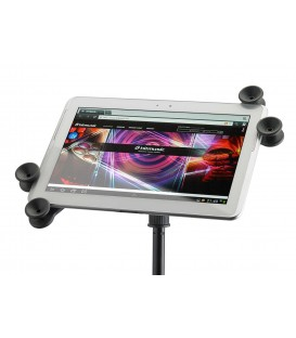 iPad- Tabletholder voor Microfoonstatief Audiophony Media2