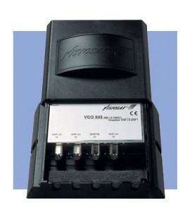 COUPLEUR VISIOSAT VCO 603 1 X VHF 2 X UHF