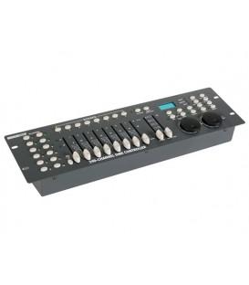 240-Kanaals DMX Controller met jogwheels HQ VDPC130