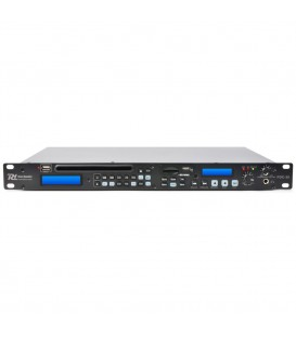 Digitale Recorder CD/USB/SD Power Dynamics PDC-35
