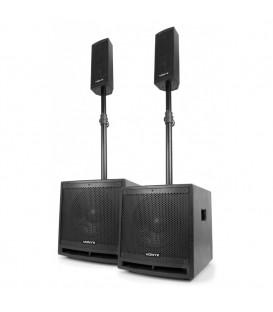 Actieve luidsprekerkit 2.2 VONYX VX1000BT