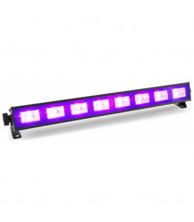 UV LED bar 8x3W beamZ BUV93