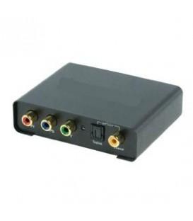 COMPONENT NAAR HDMI OMVORMER HDMICON10