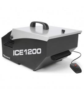 IJsgekoelde Pro. Rookmachine DMX beamZ ICE1200