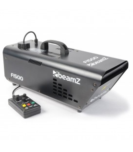 Fazer met DMX en Timer controller beamZ F1500