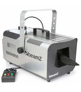Sneeuwmachine DMX beamZ SNOW1800