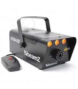 Rookmachine met Vlameffect beamZ S700-LED