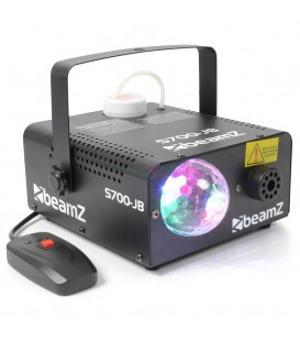 Rookmachine + Jelly Ball LED beamZ S700-JB
