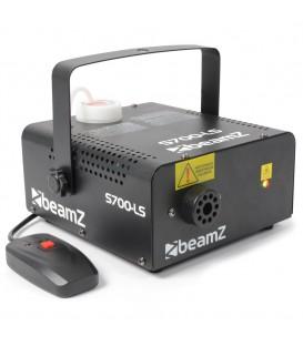 Rookmachine + Lazer R/G beamZ S700-LS