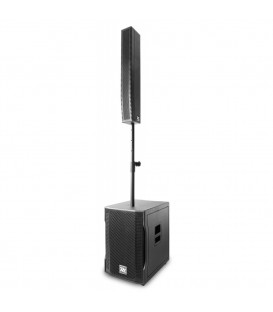 Portable 15'' Array Systeem Power Dynamics PD815A