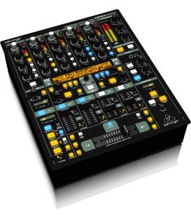 5 kanaals DJ Mixer DDM4000 pro digital BEHRINGER